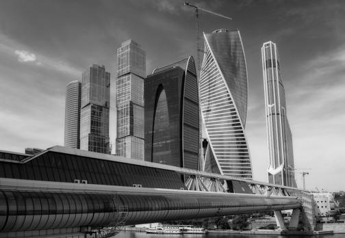 Деловой центр «Москва Сити»